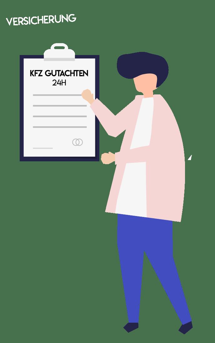 KFZ Gutachten Frankfurt