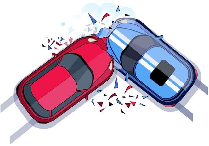 Kfz Gutachter Frankfurt car crash 2019